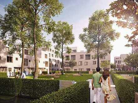 Familienglück in exklusiver 5-Zimmer-Maisonette-Gartenwohnung mit ca. 130 m² Wohnfläche