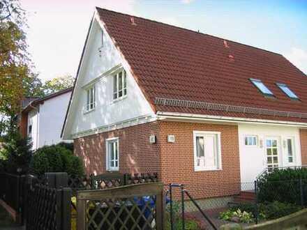 Sonnige Wohnung im 2 FH ausgebauter Keller und großer Garten