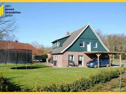 Kernsaniertes & TOP-gepflegtes Einfamilienhaus in Lorup!