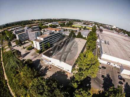 PROVISIONSFREI! Moderne Lagerflächen (1.500 qm) & Ausstellungs-/Büroflächen (500 qm) zu vermieten