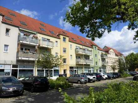 Zentral gelegene 1-Zimmer-Wohnung mit Balkon in Neuruppin