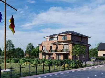 Stadtvilla am Kanal im Zentrum von Warsingsfehn - Wohnung I EG