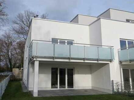 Neue, helle & barrierearme Wohnung in Dirmstein, Erstbezug (3 ZKB, ca. 90 m², 1. OG)