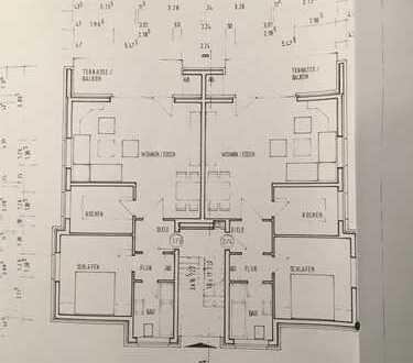 Schöne 2 Zimmer Wohnung in zentraler Lage in Werste
