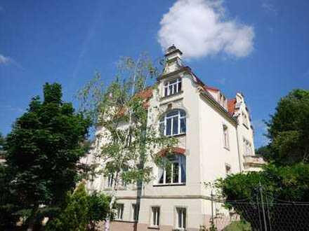 Blick über Dresden! helle 4-Zi.-Whg. mit Wintergarten in Bestlage von Trachenberge