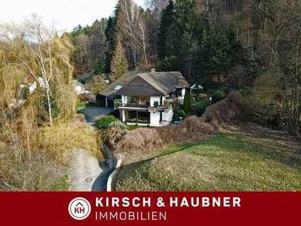 Stilvolle Architekten-Villa für höchste Ansprüche,  Privilegiertes Wohnen in Alleinlage,  Neuma...
