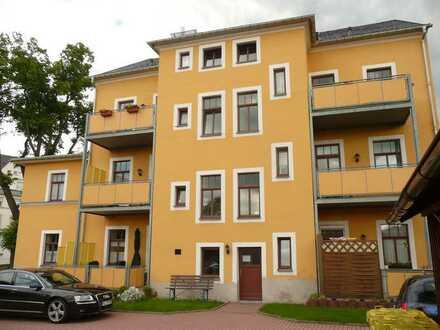 2-Raumwohnung mit Terrasse in Olbernhau