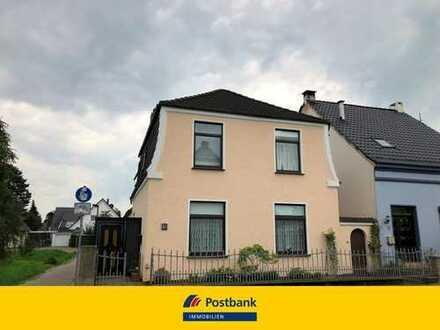Zweifamilienhaus mit Ausbaupotential in Hemelingen