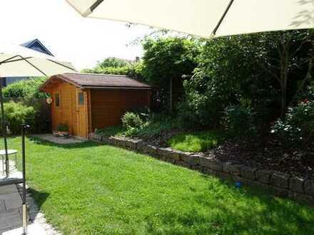 Stilvolle 5-Zimmer-Wohnung im Berggebiet mit Garten