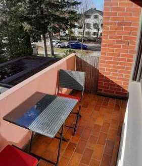 Ruhige 3-Zimmer-Wohnung mit Süd-Balkon