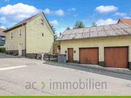 ac | 1-2 Familienhaus mit viel Potenzial in Neckargemünd