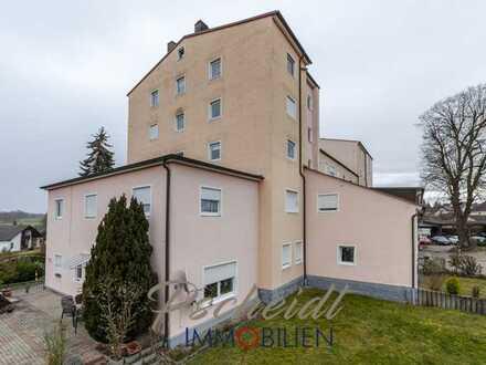 Große 3-Zimmer-Familienwohnung mit Stellplatz