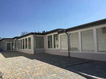 2-Raumwohnung im barrierefreien Neubau mit 8 Wohneinheiten/Betreuungsangebot möglich!