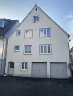 Schöne Familienwohnung (130qm) mit Garage in der Stadtmitte von Biberach