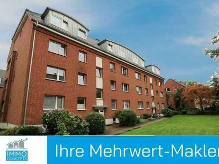 Tolle 3-Zimmer Wohnung in 3. Reihe zentral und sehr ruhig in Stellingen gelegen.