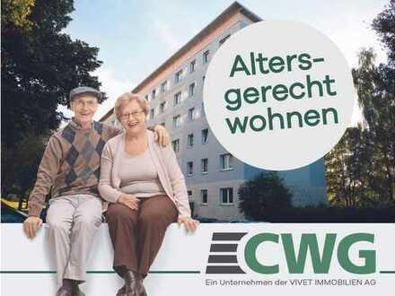 ** 1-Raum / Altersgerecht / Aufzug und Balkon **
