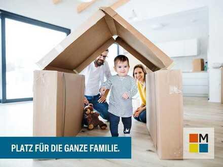 Platz für die ganze Familie: Wohnglück auf 4 Ebenen