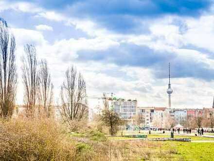 MFH A-Lage Prenzlauer Berg+Eigner-Wohnung / 15,500 sq ft apartment building+Owner flat+No Commission