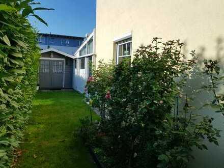 Reihenendhaus im Hochschulstadtteil, 3,5 Zimmer und Wintergarten/Carport/Gartenhaus