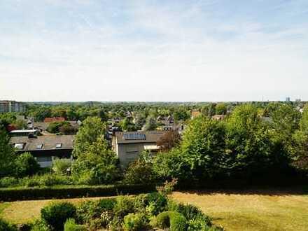 Wohnen direkt am Wald mit Blick über Dortmund