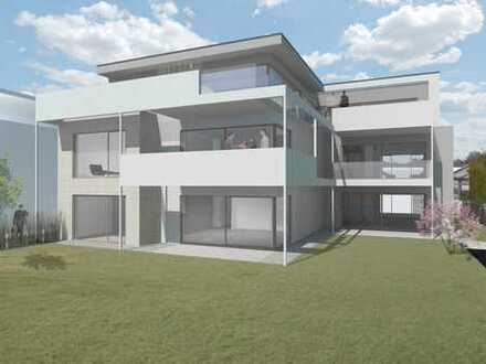 Diplomatenviertel, Neubau, exclusive 2-3 Zimmerwohnung in 4 Familienhaus