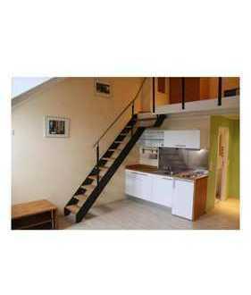 1-Zimmer Maisoinette Wohnung mit Parkplatz