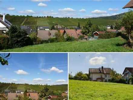 RE/MAX - Baugrundstück / Bauplatz - Baden-Baden - herrliche und ruhige Lage - knapp 750 m²