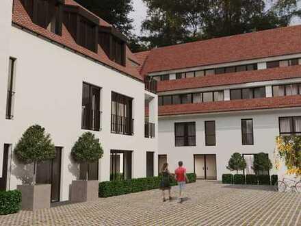"""Neubauprojekt """"Paradiesgarten"""" - Ganz oben im 5-FH; Schicke Dachwohnung mit Süd-Loggia!"""