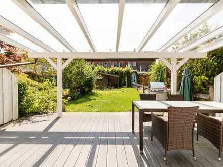 Großzügiges familienfreundliches Reihenmittelhaus in ruhiger Lage mit gepflegtem Garten