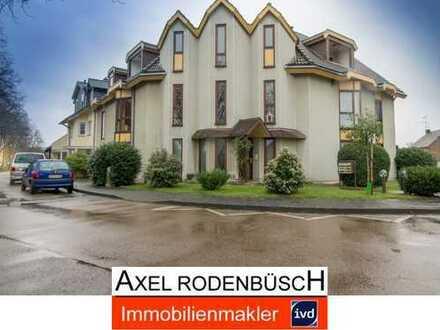 Dirmerzheim, gemütliche Dreizimmerwohnung mit großzügigem Grundriss und Garagenplatz!