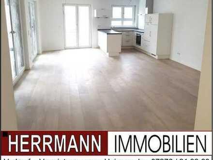 +++ Neuwertige 3-Zi.-Wohnung mit hochwertiger Ausstattung, EBK, großem Balkon und Aufzug ++