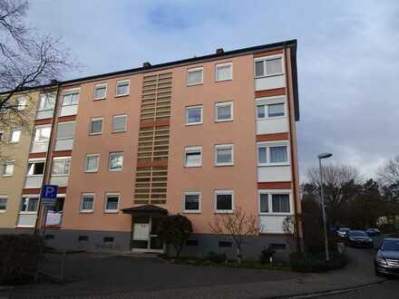 Vermietete 4-Zi-Wohnung in Sandhausen - Nähe Wald