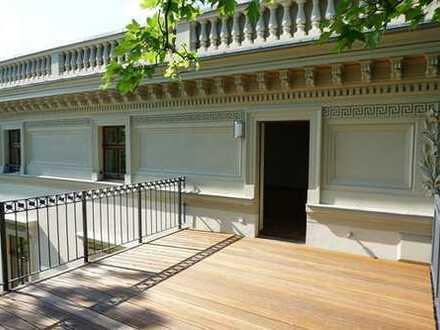 Exklusive 3,5 Raumwohnung mit hochwertiger Ausstattung und traumhafter Terrasse