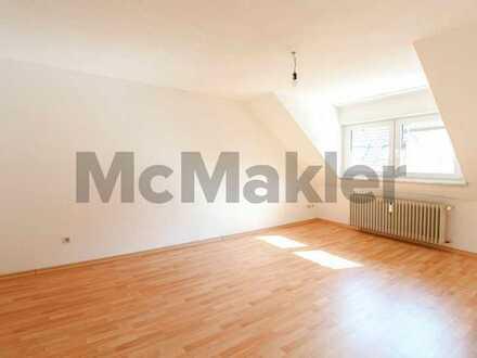 Eigenheim oder Kapitalanlage mit Potenzial: Bezugsfreie 3-Zi.-ETW in zentraler Lage in Hockenheim
