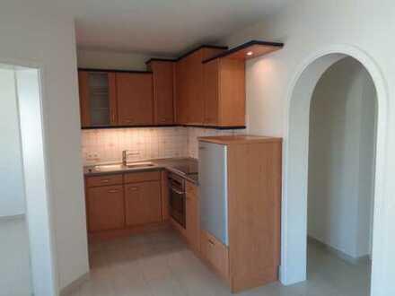 Schöne 2-Zimmer Wohnung in sehr ruhiger Lage in Oftersheim