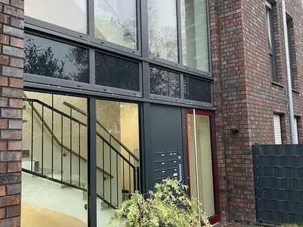 Neuwertige 2-Zimmer-Erdgeschosswohnung mit Terrasse und EBK in Rosendahl