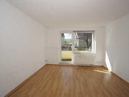 3-Raum-Wohnung mit Balkon in idyllischer Lage