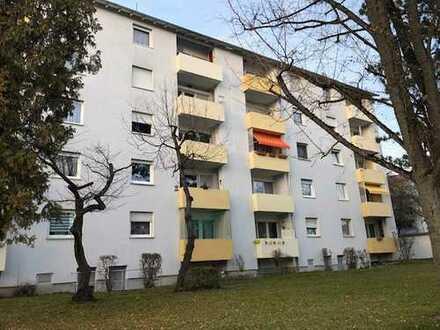 3 Zimmer Wohnung im 4.OG mit Balkon und Keller