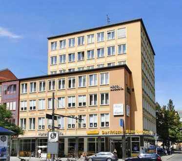 City-Logistik im absoluten Zentrum von Augsburg