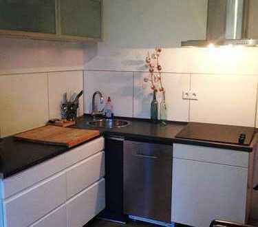 Modern möblierte Wohnung, 40qm