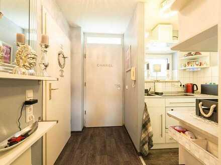 Möbliert: Feinstes & liebevoll eingerichtetes Apartment in Hartha