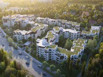 Genug Platz für die ganze Familie - Gehobene Penthouse Wohnung in München
