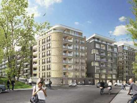 Exklusive 3-Zimmer-Penthouse-Wohnung 99 m² im 6. OG in Stuttgart-West - Erstbezug -