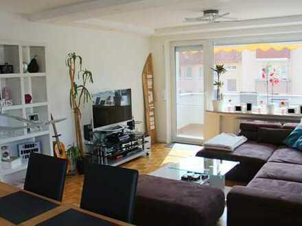 PROVISIONSFREI: Stilvolle, neuwertige 3-Zimmer-Wohnung mit Balkon und Einbauküche in Hannover-List