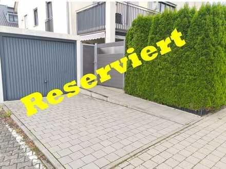 Modernes Wohnen auf zwei Etagen mit Garten von Privat zu verkaufen