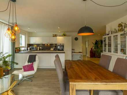 Lange gesucht, jetzt gefunden: moderne 4-Zimmer-Neubau-Wohnung inkl. EBK in Neckarhausen