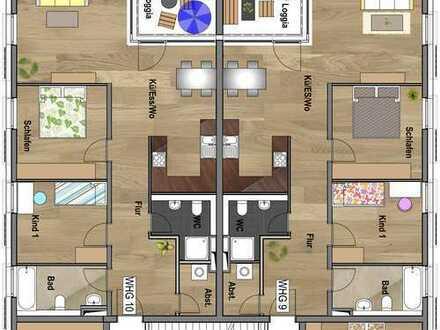 2.Obergeschoss - Wohnung 10