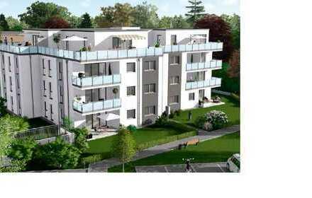 Erstbezug: schöne 3-Zimmer-EG-Wohnung mit Terrasse in Bad Salzuflen