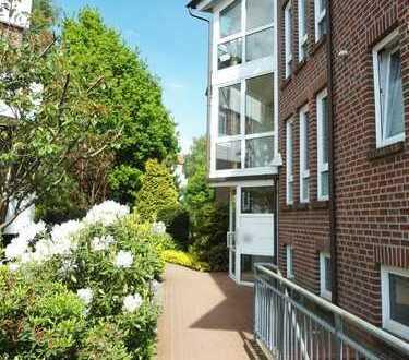 """""""Imposantes Wohnen!!!"""" 3-Zi.-Whg. mit Balkon in Oldenburg-Eversten"""