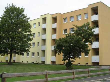 Mitterteich. 3-Zimmer-Wohnung mit Loggia im 2. OG